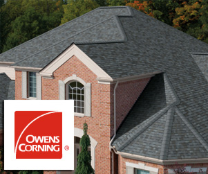 Owens Corning Architectural Shingles are available